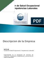 Empresa Salud Natclar