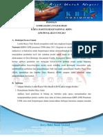 Buku Panduan KBI Nasional LPM Penalaran UNM