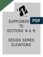 Design Serieselevations