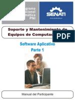 Software Aplicativo - Parte1