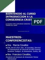 Curso Introduccion a La Consejeria -Via Intenet