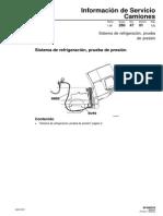 Is.26. Sistema de Refrigeracion, Prueba de Preseion.edic. 1