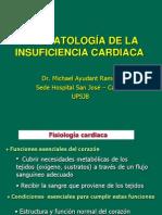 Clase 13 - Fisiopatología de La Insuficiencia Cardiaca