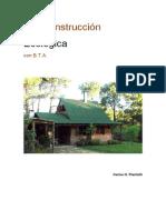 Autoconstrucción Ecológica BTA