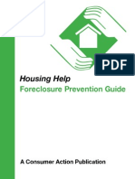Foreclosure Guidebook