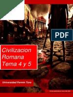 Sistema de Gobierno en Roma