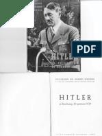 Adolf Hitler - Al Reichstag30 Gennaio 1939