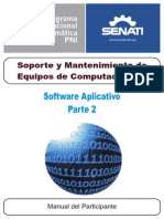 Software Aplicativo- Parte2