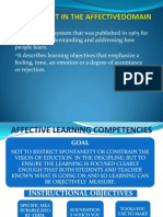 Assessment of Student Learning Report