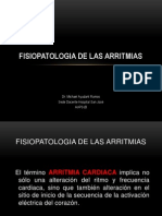 Clase 14-Fisiopatologia de Las Arritmias