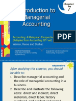 PP for Chapter 7 - Introduction to Managerial Accounting - Final