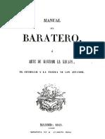 Baratero Manual