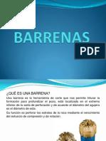 Barren As