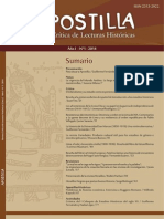 Apostilla. Revista crítica de lecturas históricas (Lima)