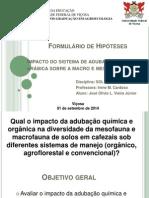 Apresentação SOL647 - José Olívio