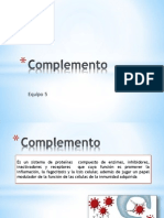 Complement o 3