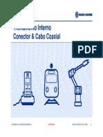 Conector & Cabo RF
