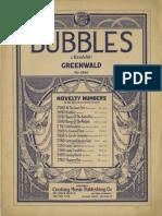 Bubbles (Novelette)
