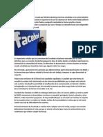 Facebook Informacion Ruben