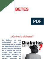 diabetes tipo 1 y 2