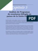 Programas Bilingues en Europa
