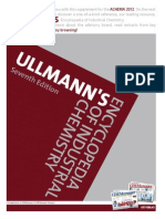 Ullmanns Supplement CHEManager-Europe CHEManager