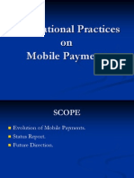 Mobil payment International_Practices.ppt