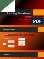 Radiologi Tuberkulosis
