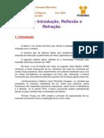 Notas de Aula 1 - Introdução, Reflexão e Refração