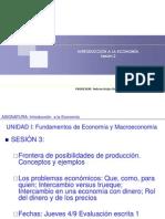 CLASE 03 Intro a Economía 2014-2