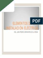 Elementos Instalaciones Electricas