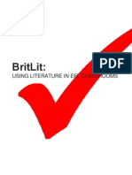 BritLit - Using Literature in EFL Classroom