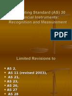 Accounting Standard 31