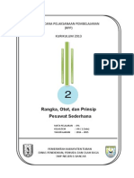 Rpp Kurikulum 2013 IPA Kelas-8 Sem1 Bab2-Otot