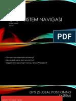 Gps – Sistem Navigasi