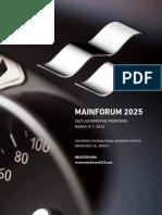 MAINFORUM 2025
