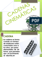 Cadenas Cinemáticas