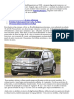 Volkswagen principal lançamento de 2014.docx
