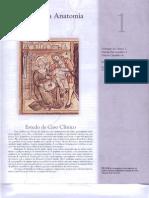 Hist Ria Da Anatomia - Van de Graaff 6a Ed 2003 - Cap 1