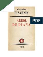 Arbol de Diana - Alejandra Pizarnik
