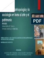 Foro Antropologia Sociologia Arte Patrimonio