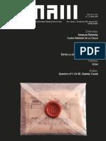Mina 3 .Revista del Conservatorio de Cádiz.nº1.