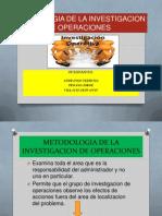 Metodologia de La Investigacion de Operaciones Grupo 2