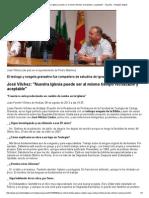 José Vílchez_ _Nuestra Iglesia Puede Ser Al Mismo Tiempo Rechazable y Aceptable_ __ España __ Religión Digital