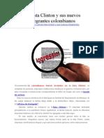 La Lista Clinton y Sus Nuevos Integrantes Colombianos