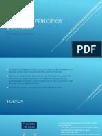 Bioética y Principios Bioéticos_3ra