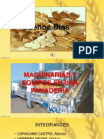 MAQUINARIA PANADERIA - 1