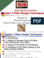 Chapter 7 Filter Design Techniques