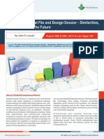 The DHF, Technical File and Design Dossier - Similarities, Differences and The Future