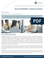 Applying ISO14971:2012 and IEC62304 - A Guide to Practical Risk Management